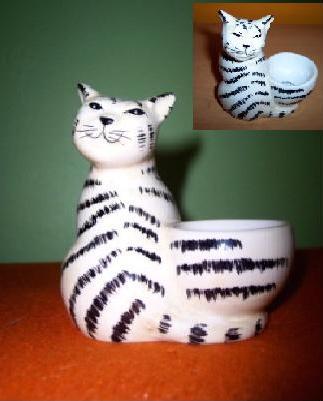 Název: Kočička z Anglie / Vystavovatel: Zuzana Bila